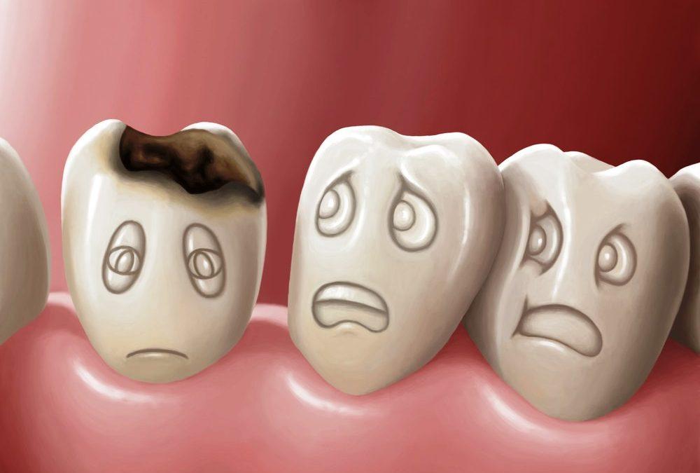 Obturațiile în cabinetul dentistului